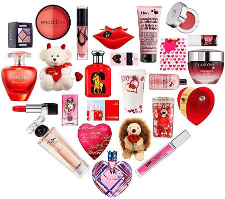 Happy Valentine's Day 2015 Gift for her (Girlfriend) - Cosmetics