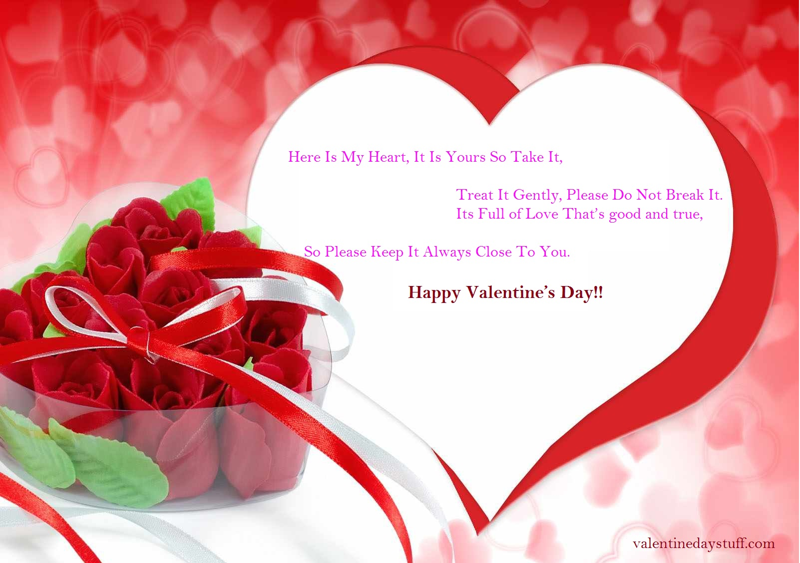 Download Happy Valentine Day  Valentines Day Greeting Cards