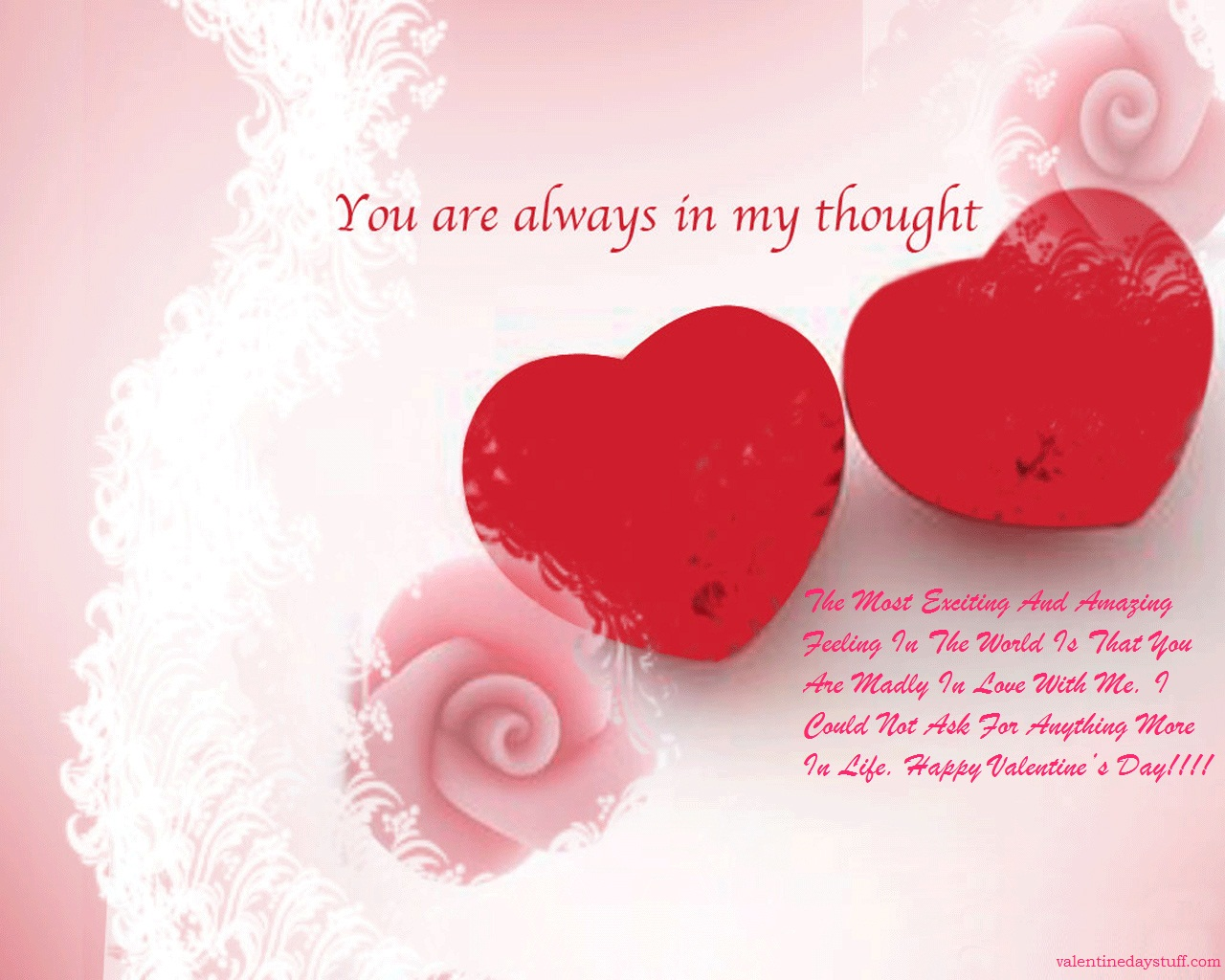 Happy Valentine Day Greeting Cards 2015 for Love