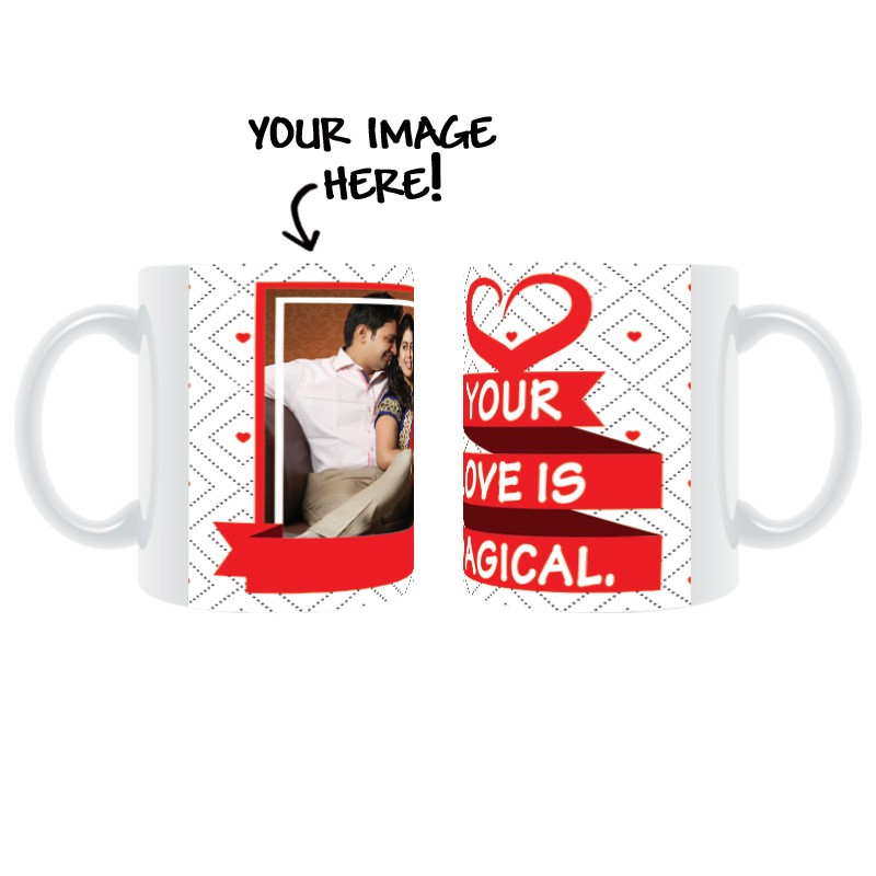Giftease_Personalized_Coffee_Mug_-_Love_Is_Magical_Valentine's Day Gift