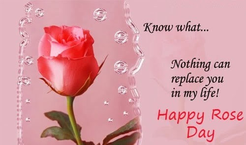 Rose Day with WhatsApp and Facebook Messages